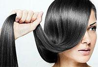 Экранирование волос Эстель - результат