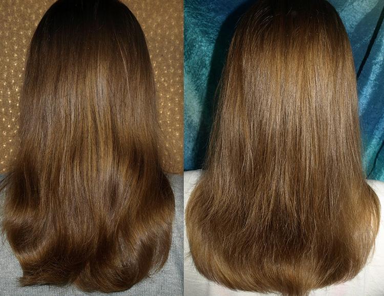 Как сделать уксусную воду для волос