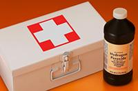 Перекись водорода аптечная