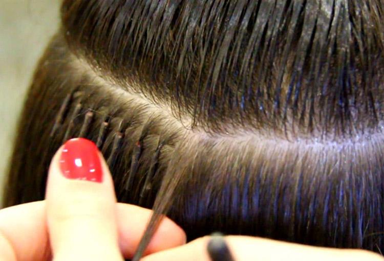 Микрокапсулы для УЗ-наращивания волос