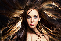 Маски для устранения жирности волос
