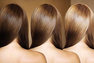 Осветление волос на несколько тонов