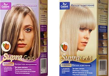 Краска Супра для волос