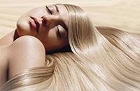 Блеск волос после ламинирования