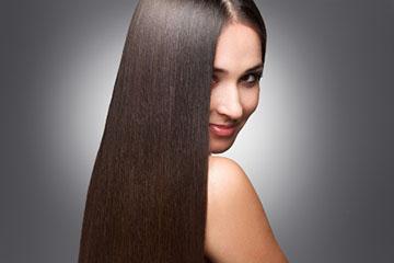 Идеально гладкие волосы после биоламинирования