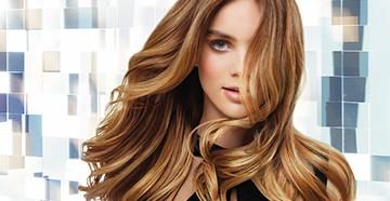 Мелирование частое на длинные волосы