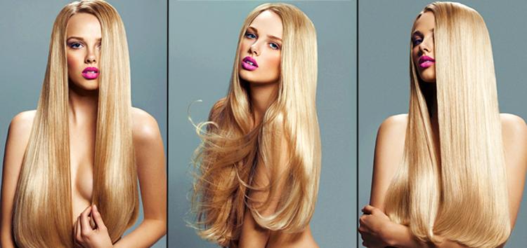 Способ применения масла для волос лореаль