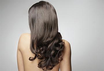 Блеск и гладкость волос после ламинирования
