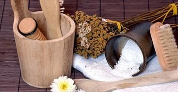 Народные рецепты для лечения перхоти