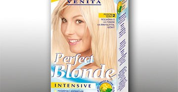 Хна белая Venita Perfect Blonde Intensive
