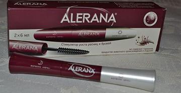 Средство для ресниц Алерана