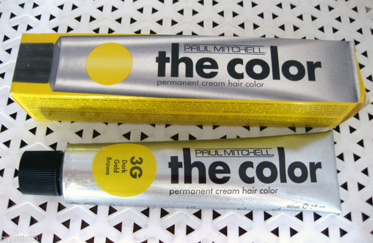 Paul Mitchell The color