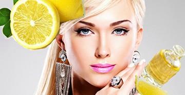 Мнения девушек о лимонном масле