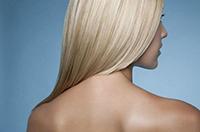 Светлый оттенок волос
