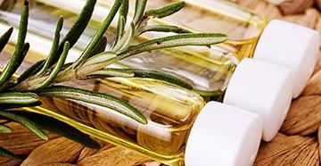 Эфирные масла для лечения волос