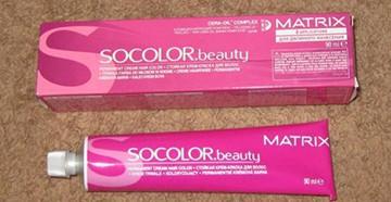 Краска Matrix Socolor
