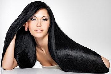 Здоровый вид волос после кертинирования