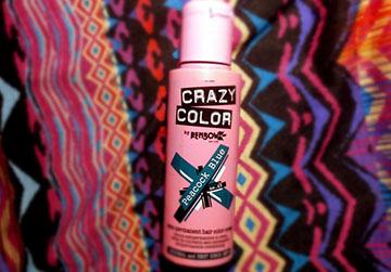 Насыщенные цвета от Крейзи Колор