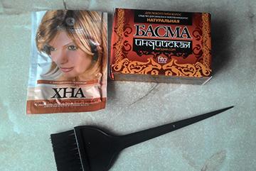 хна и басма