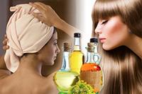 польза масел для волос
