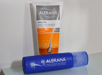 алерана для волос