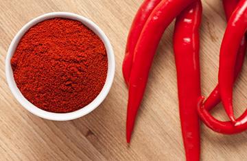 красный перец для волос