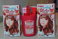 Японская краска для волос