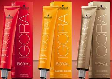 Краска igora royal