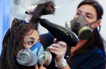 Вред кератинового выпрямления волос