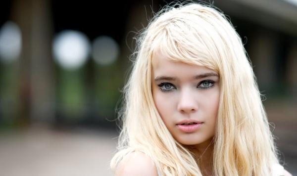 Оттенок супер-осветляющий платиновый блонд от Гарньер