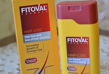 Фитовал от выпадения волос со стимулятором роста