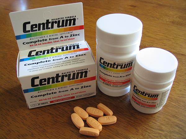 Центрум - комплекс витаминов
