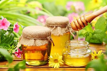 Маски для волос с медом