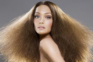 Сухие и ломкие волосы по всей длине