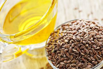 Льняное масло для восстановления локонов