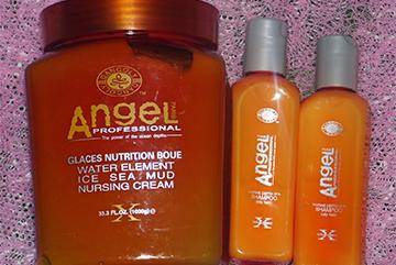 Профессиональный шампунь Angel