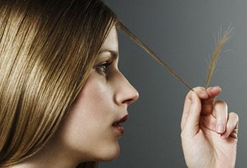 Повышенная ломкость волос