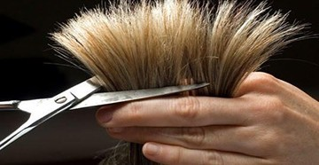 Сухие секущиеся волосы