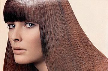 Волосы после биоламинирования