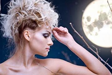 Окрашивание локонов по лунным суткам