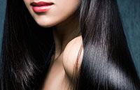 Здоровый блеск волос после кератина