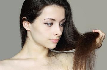Процедура восстановления волос в салоне