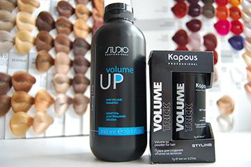 Kapous Studio Volume Up - шампунь