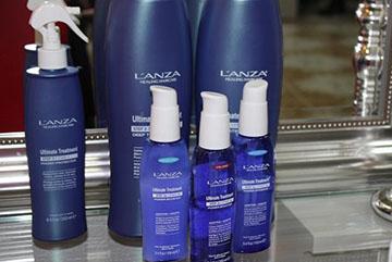 Средства для восстановления волос L`Anza