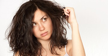 Повышенная жирность волос