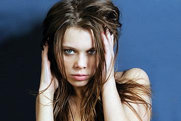 Жирные волосы после мытья