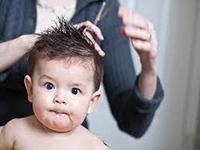 Потеря волос у малыша