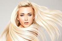 Осветление волос белой хной