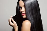 Басма на волосах