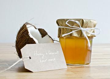 Кокос и мед